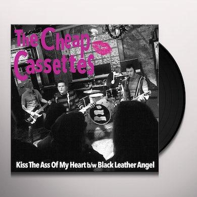 Cheap Cassettes KISS THE ASS OF MY HEART Vinyl Record