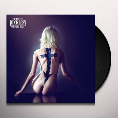 The Pretty Reckless GOING TO HELL Vinyl Record