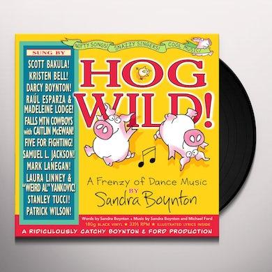 Sandra Boynton HOG WILD Vinyl Record