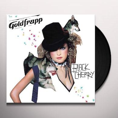 Goldfrapp BLACK CHERRY Vinyl Record