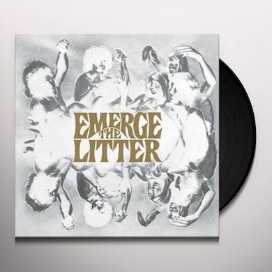 The Litter EMERGE Vinyl Record