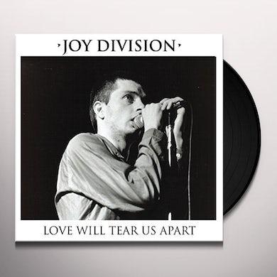 Joy Division LOVE WILL TEAR US APART Vinyl Record