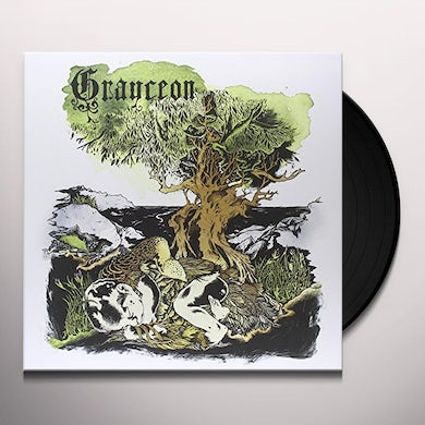Grayceon PEARL & THE END OF DAYS Vinyl Record