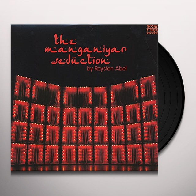 Royston Abel MANGANIYAR SEDUCTION Vinyl Record
