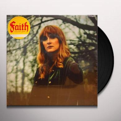 Falcon Jane FAITH (SUNSET GOLD VINYL) Vinyl Record