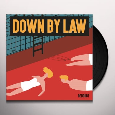 Down By Law REDOUBT Vinyl Record