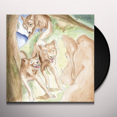 Bonnie Prince Billy WOLF OF THE COSMOS Vinyl Record