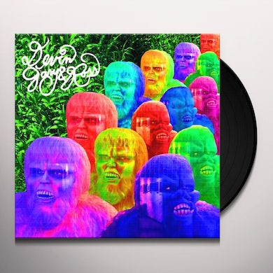 Devin Gary & Ross BIGFOOT / PATH THROUGH THE FOREST Vinyl Record