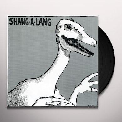 Shang-A-Lang/Brickfight SPLIT Vinyl Record