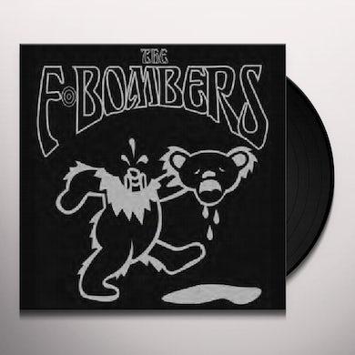 F-Bombers SICK OF IT ALL Vinyl Record