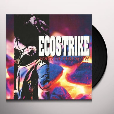 Ecostrike VOICE OF STRENGTH Vinyl Record