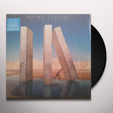 Flying Colors THIRD DEGREE Vinyl Record