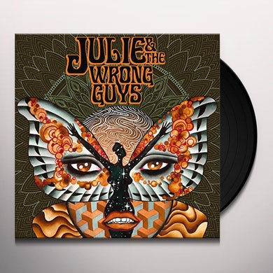 JULIE & THE WRONG GUYS Vinyl Record