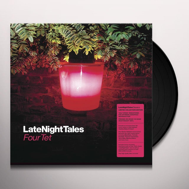 LATE NIGHT TALES: FOUR TET Vinyl Record