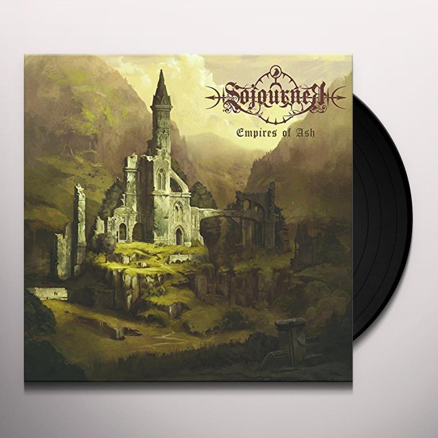 Sojourner EMPIRE OF ASHES Vinyl Record
