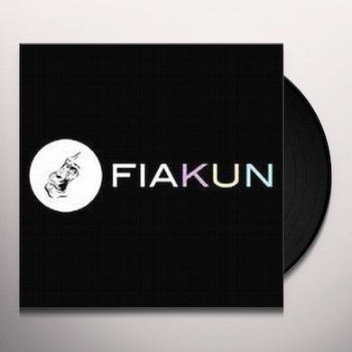 Fiakun Team AROUND YOUR NECK Vinyl Record
