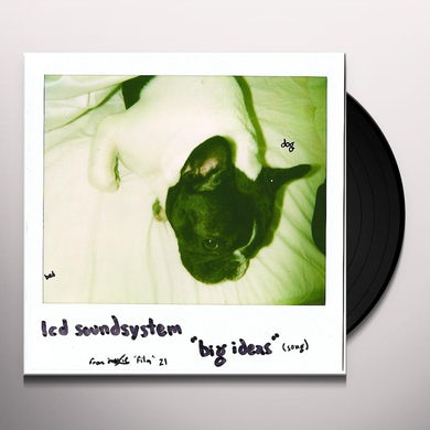 LCD Soundsystem BIG IDEAS Vinyl Record