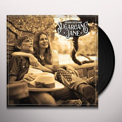 Sugarcane Jane SOUTHERN STATE OF MIND Vinyl Record