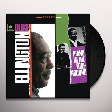 Duke Ellington PIANO IN THE FOREGROUND Vinyl Record - 180 Gram Pressing