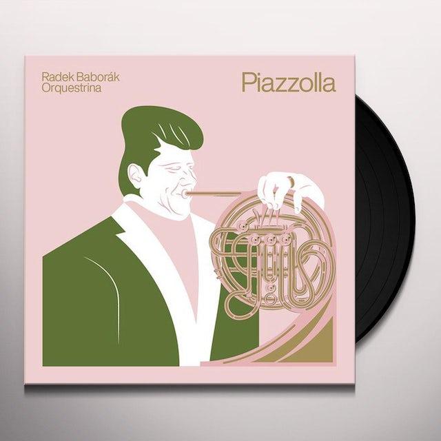 Piazzolla / Radek Baborak Orquestrina