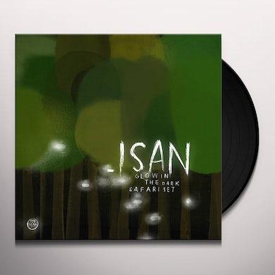 Isan GLOW IN THE DARK SAFARI SET Vinyl Record