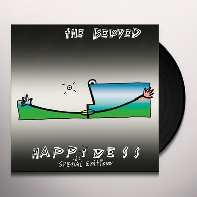 The Beloved Happiness Vinyl Record