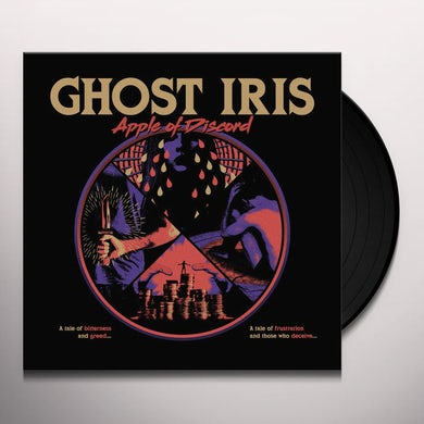 Ghost Iris APPLE OF DISCORD Vinyl Record