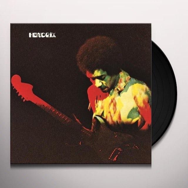 Jimi Hendrix BAND OF GYPSYS Vinyl Record