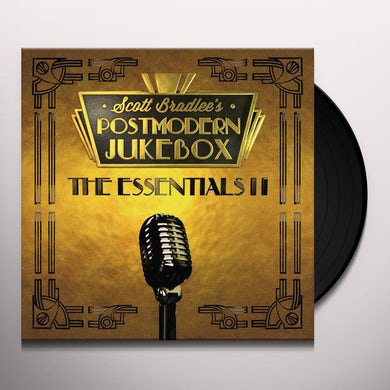 Scott Bradlee's Postmodern Jukebox ESSENTIALS II Vinyl Record
