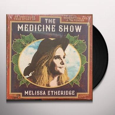 Melissa Etheridge MEDICINE SHOW Vinyl Record