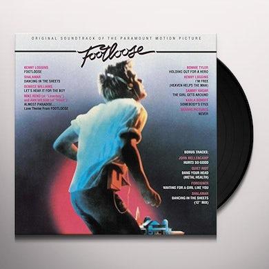 FOOTLOOSE / Original Soundtrack Vinyl Record