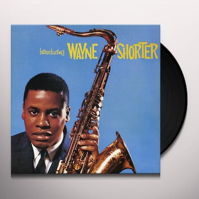 INTRODUCING WAYNE SHORTER Vinyl Record