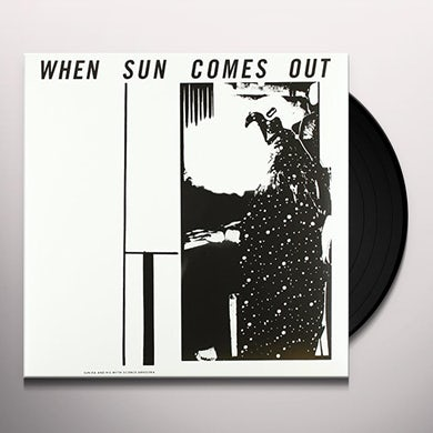 SUN RA & HIS MYTH SCIENCE ARKESTRA WHEN SUN COMES OUT Vinyl Record