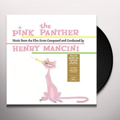 Henry Mancini PINK PANTHER / Original Soundtrack Vinyl Record