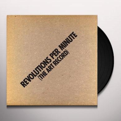 Revolutions Per Minute / Various REVOLUTIONS PER MINUTE (THE ART RECORD) / VARIOUS Vinyl Record