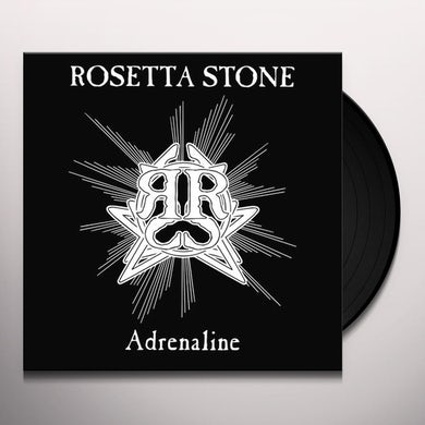 Rosetta Stone ADRENALINE Vinyl Record