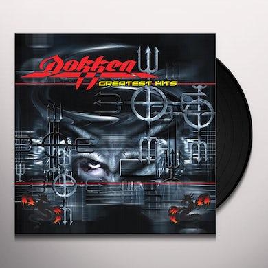 Dokken GREATEST HITS Vinyl Record