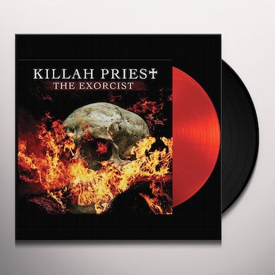 EXORCIST Vinyl Record