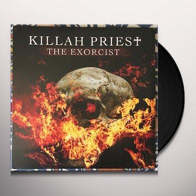 Killah Priest EXORCIST Vinyl Record