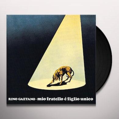 Rino Gaetano MIO FRATELLO E FIGLIO UNICO Vinyl Record